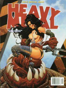 Heavy Metal Special Editions #1 (2004)