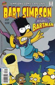Simpsons Comics Presents Bart Simpson #17 (2004)