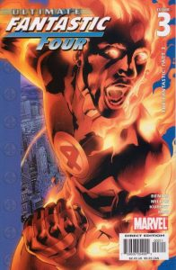 Ultimate Fantastic Four #3 (2004)