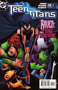 Teen Titans #11 (2004)