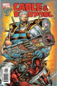Cable & Deadpool #1 (2004)