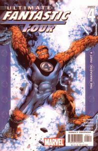 Ultimate Fantastic Four #4 (2004)