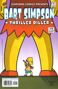 Simpsons Comics Presents Bart Simpson #18 (2004)