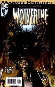 Wolverine #14 (2004)