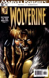 Wolverine #13 (2004)