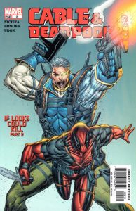 Cable & Deadpool #2 (2004)