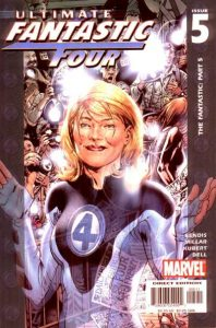 Ultimate Fantastic Four #5 (2004)