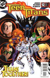 Teen Titans #12 (2004)