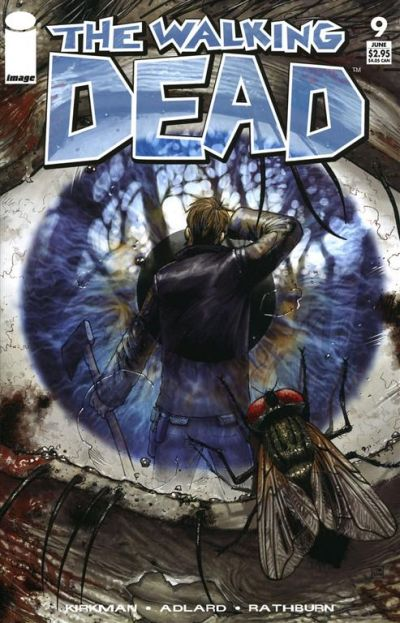 The Walking Dead #9 (2004)