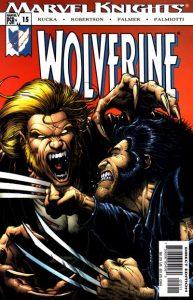 Wolverine #15 (2004)