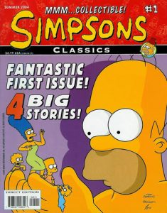 Simpsons Classics #1 (2004)