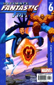 Ultimate Fantastic Four #6 (2004)