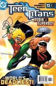Teen Titans #13 (2004)