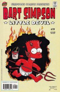 Simpsons Comics Presents Bart Simpson #19 (2004)