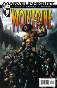 Wolverine #16 (2004)