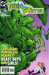 Teen Titans #14 (2004)