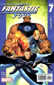 Ultimate Fantastic Four #7 (2004)