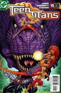 Teen Titans #15 (2004)