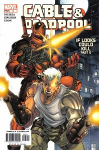 Cable & Deadpool #5 (2004)
