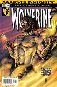 Wolverine #17 (2004)