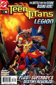 Teen Titans #16 (2004)