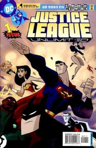 Justice League Unlimited #1 (2004)