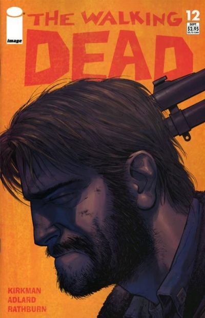 The Walking Dead #12 (2004)