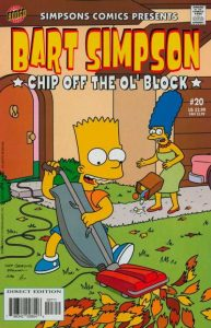 Simpsons Comics Presents Bart Simpson #20 (2004)