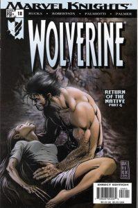 Wolverine #18 (2004)