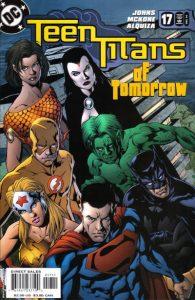 Teen Titans #17 (2004)