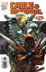 Cable & Deadpool #6 (2004)