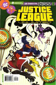 Justice League Unlimited #2 (2004)