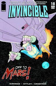 Invincible #18 (2004)