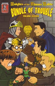 Knights of the Dinner Table: Bundle of Trouble #11 (2004)