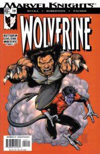 Wolverine #19 (2004)