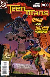 Teen Titans #18 (2004)