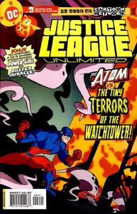 Justice League Unlimited #3 (2004)