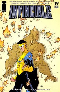 Invincible #19 (2004)