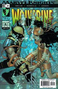 Wolverine #21 (2004)