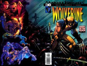 Wolverine #20 (2004)