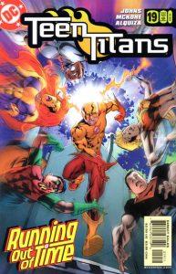 Teen Titans #19 (2004)