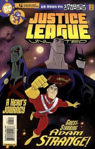 Justice League Unlimited #4 (2004)