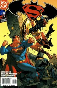 Superman / Batman #15 (2004)