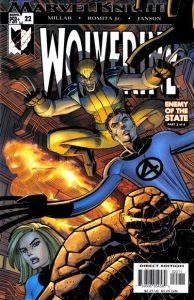 Wolverine #22 (2005)
