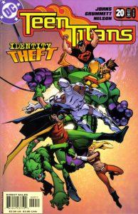 Teen Titans #20 (2005)