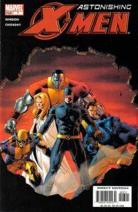 Astonishing X-Men #7 (2005)