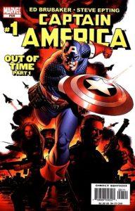 Captain America #1 (2005)