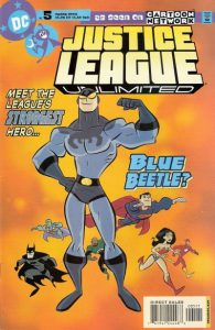 Justice League Unlimited #5 (2005)
