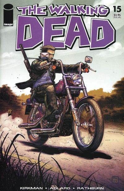 The Walking Dead #15 (2005)