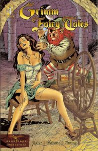 Grimm Fairy Tales #4 (2005)